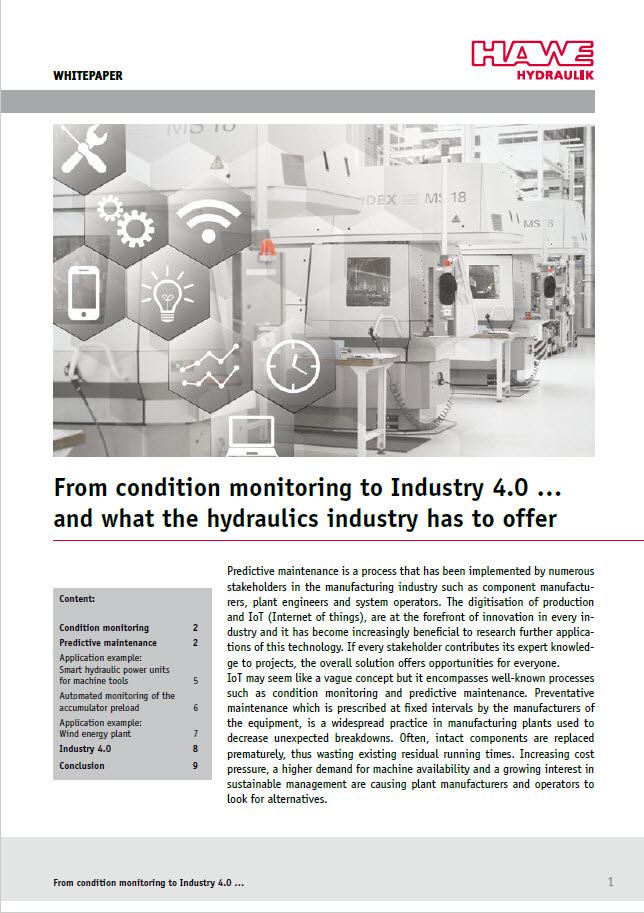 Whitepaper Predictive Maintenance