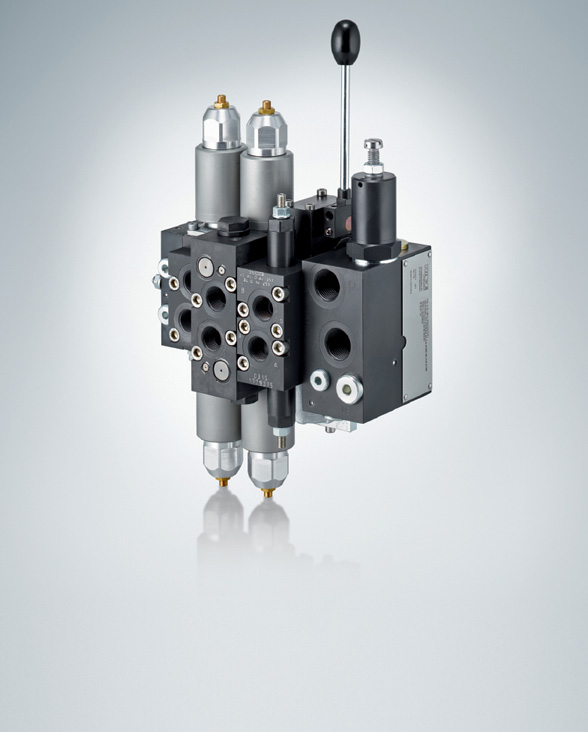 EDL - proportional directional spool valve
