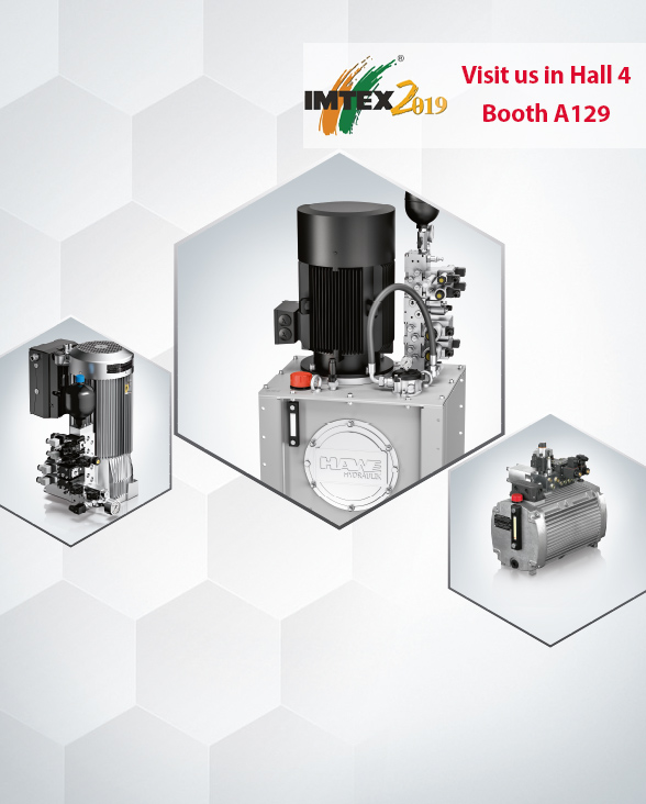 Visit HAWE at IMTEX in Bangalore