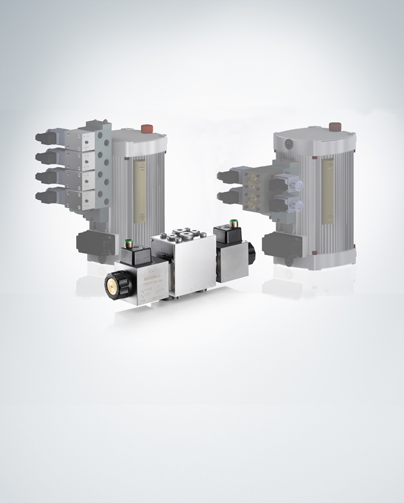 Directional seated valves NBVP