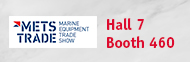 Visit us from 19 - 21 November at booth 460 in hall 7