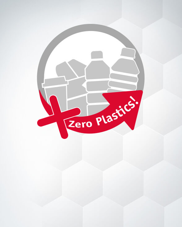 Zero Plastics - A contribution to environmental protection