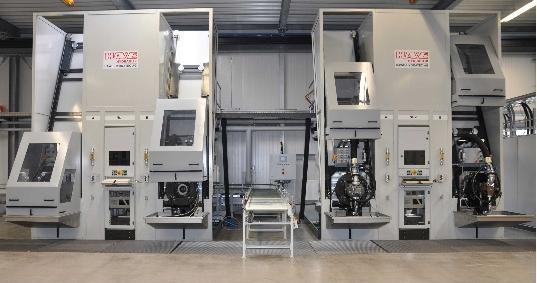 Systec-Hydraulikanlagen